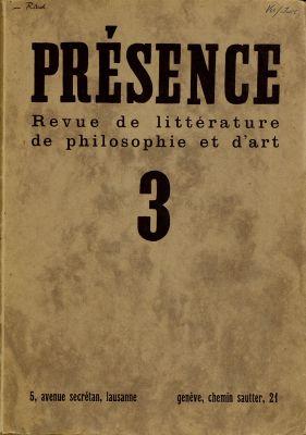 N° 3, 1932<
