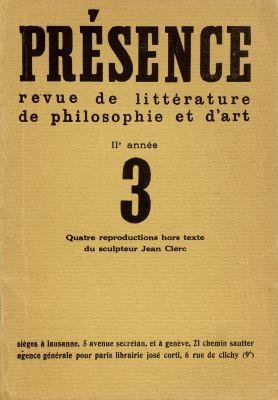 N° 3, 1933-1934