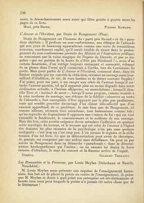 N° 5, novembre 1939