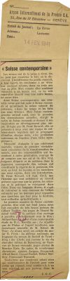 14 février 1941