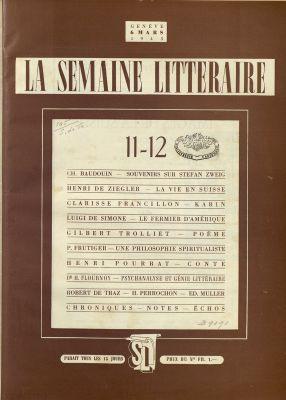 N° 11-12, 6 mars 1943